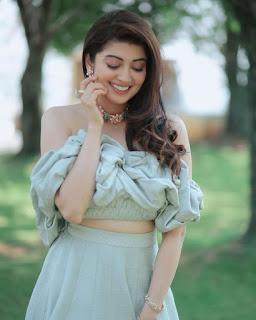 Actress Pranitha Subhash Latest Beautiful Photoshoot