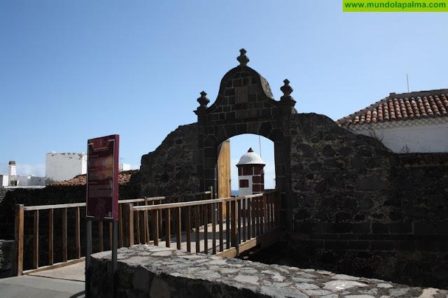 El Real Castillo de Santa Catalina, joya histórica de la isla, objeto del vandalismo nocturno