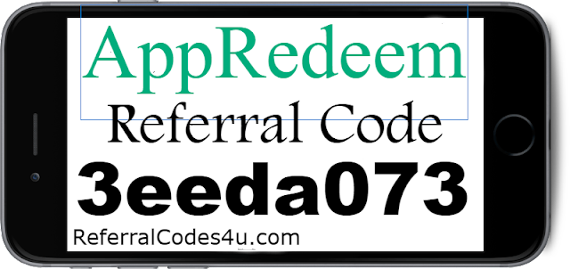 AppRedeem Referral Code, Bonus Code, Sign up Bonus and Reviews 2021
