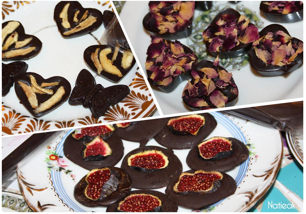 les  spécialités chocolatées de Florence Losa