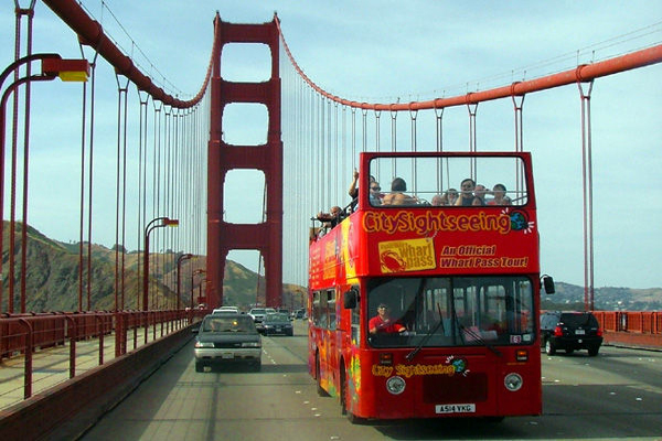 World Tour And Travel Guide Sightseeing Bus Tours San