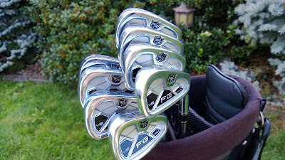 Wilson Golf FG V2 Irons Review