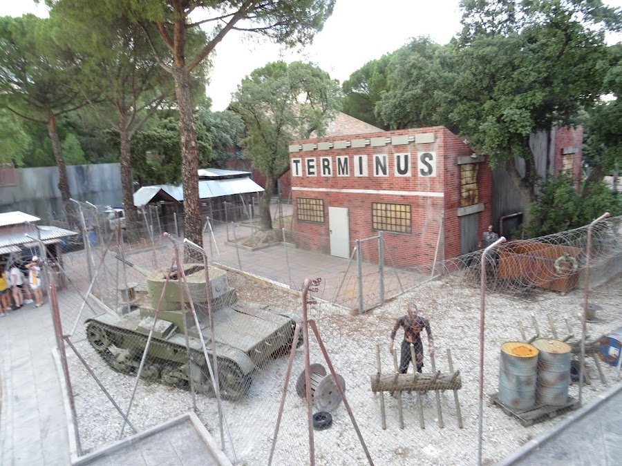 The Walking Dead Experience, Parque de Atracciones de Madrid