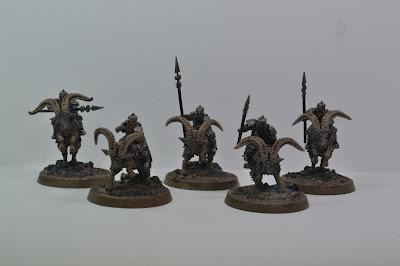 Ironhills Goat Riders (WIP)