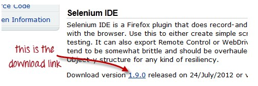 Installation of Selenium IDE ~ Selenium Tutorials & Materials