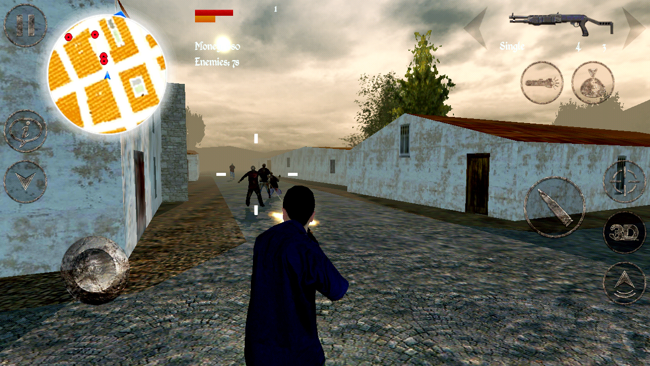 Occupation Donation Apk + Obb Free Download For Android