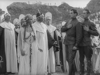 Escena película Himmelskibet - 1918