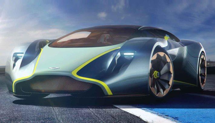 Image 2: Aston Martin DP-100 Vision Gran Turismo