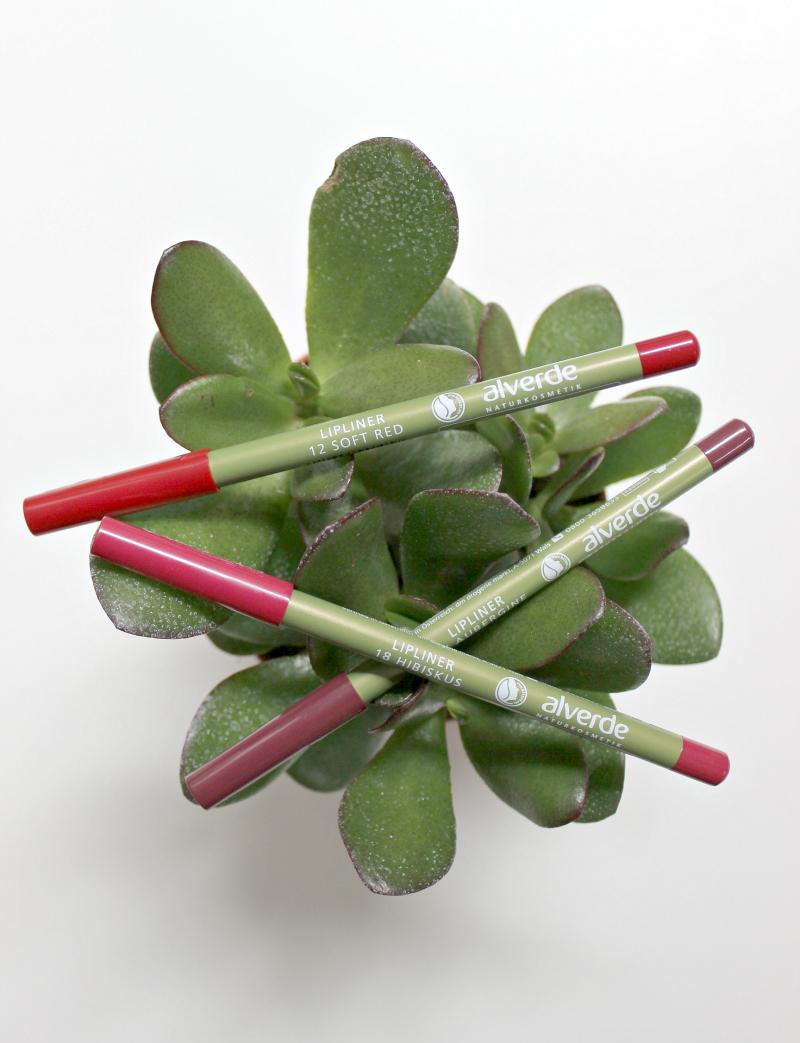 alverde olovke za usne