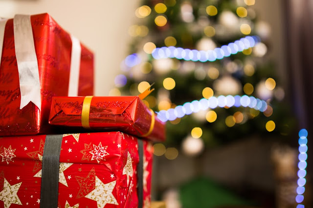 MAKE GIFT EXCHANGE ABOUT MEANS, NOT JUST ENDS