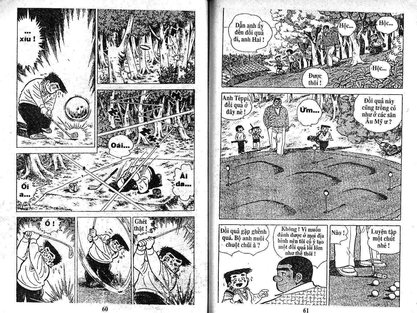 Ashita Tenki ni Naare chapter 21 trang 29