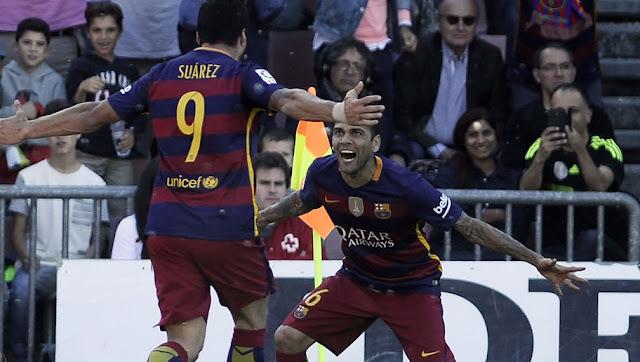 Dani Alves ouvre la porte à ... un retour au Barça