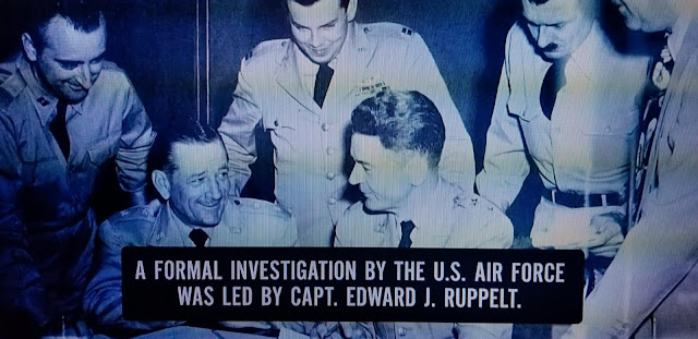 the history of Project Blue Book