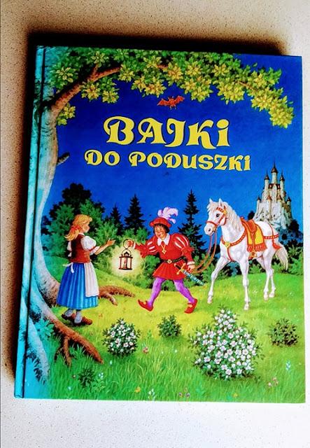Kochanie przez czytanie, cała polska czyta dzieciom, Bajki do poduszki