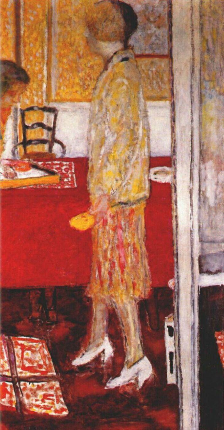 Pierre Bonnard e suas pinturas ~ Grupo Les Nabis