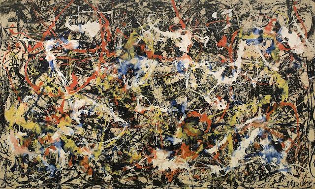 jackson pollock, action painting, art, complesso vittoriano,rome, luca Beatrice, arthemisia group, Jackson Pollock paintings, artwork, abstract, Thomas Hart Benton, Wyoming, dripping, drip painting,
