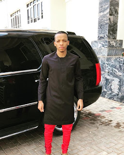Tekno new haircut