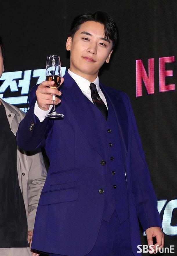 Seungri ramen restoran işinden de istifa etti