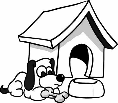 Animals Coloring Pages | Cute Puppy Playing | Kids ...