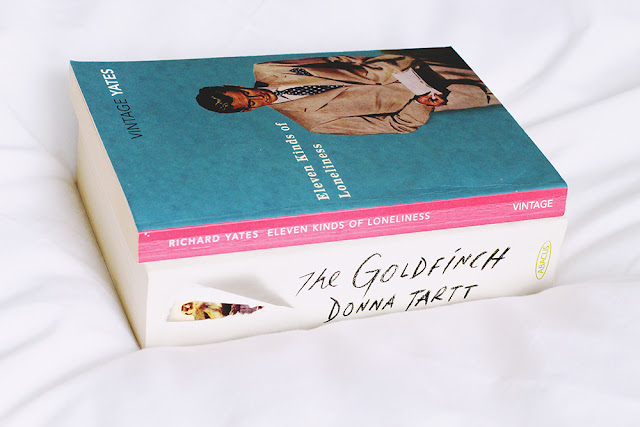 Eleven Kinds of Loneliness The Goldfinch