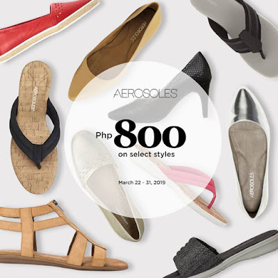 Aerosoles for P800 only at Aerosoles Outlet stores