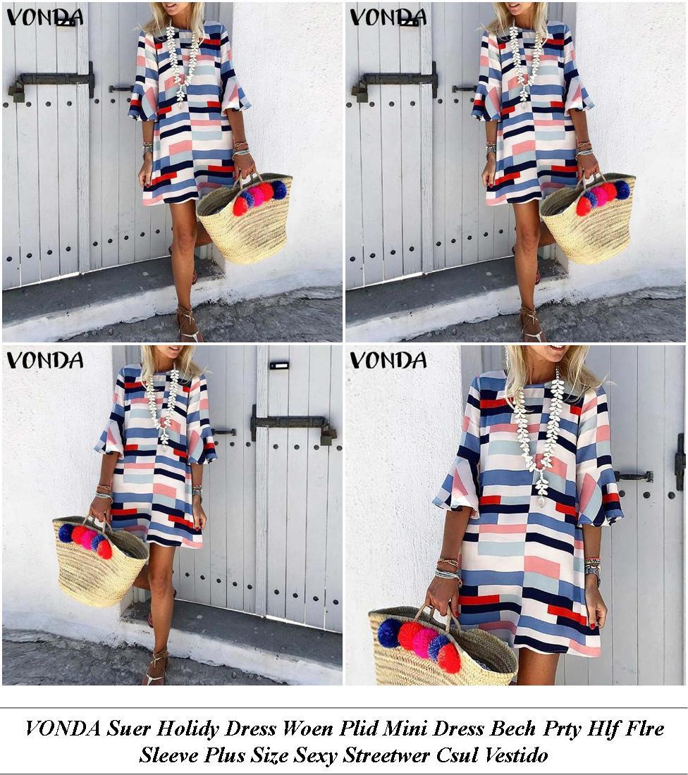 Womans Dresses - Sandals Sale Uk - Floral Dress - Cheap Designer Clothes Womens