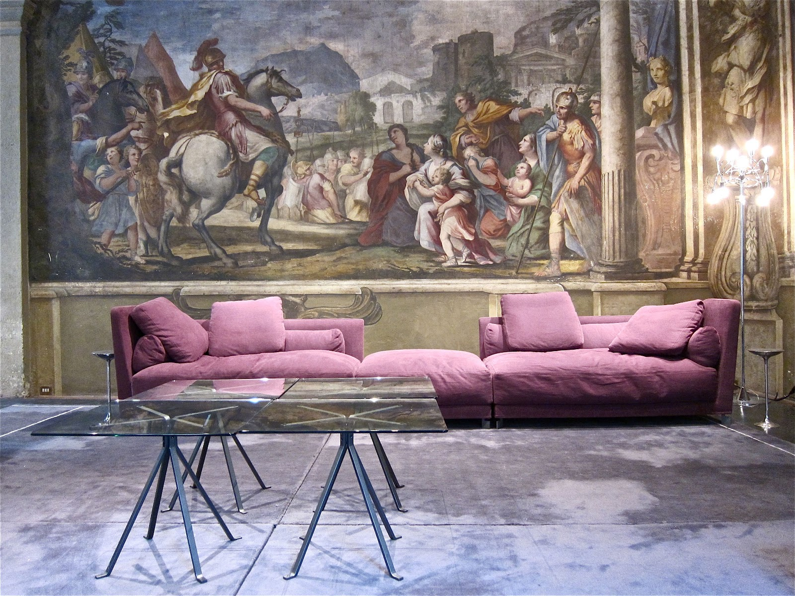 contessanally: MILAN: Furniture Fair - Driade