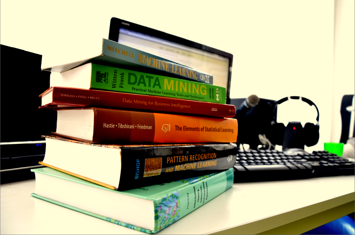 Meditya's Notes: Free Statistical Machine Learning Books and