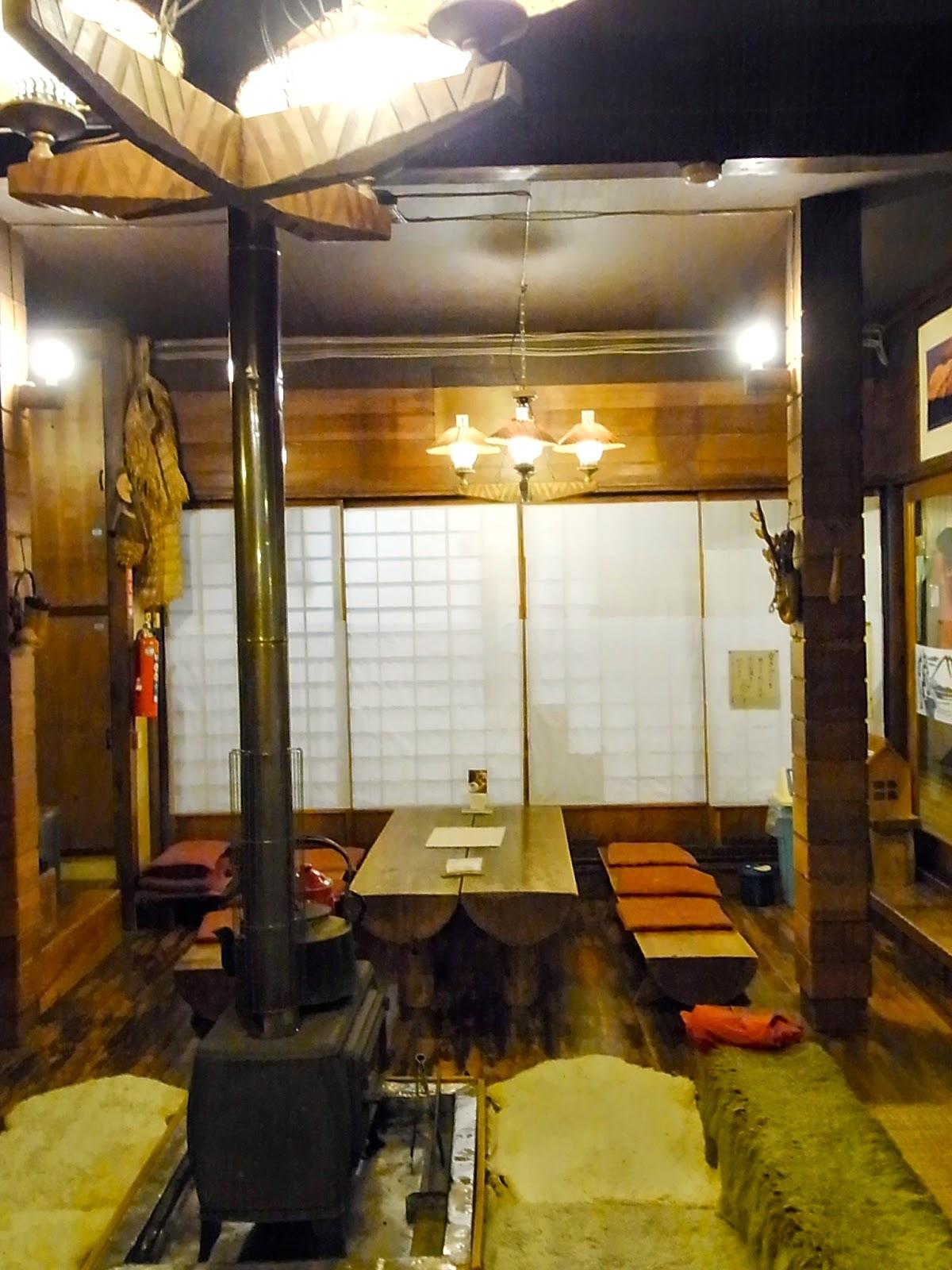 喫茶室兼談話室