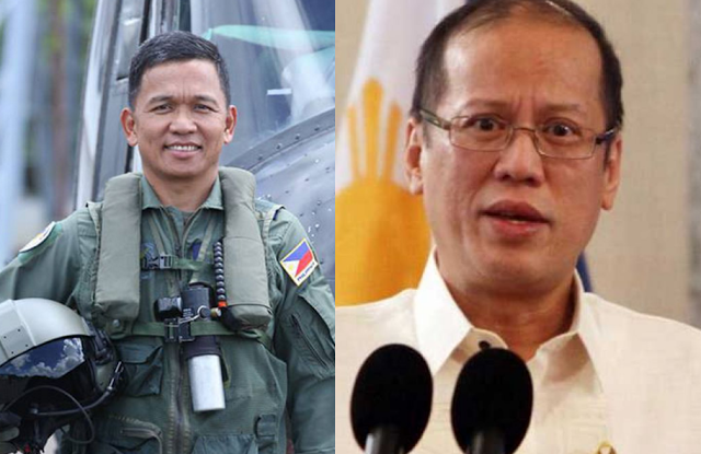 Ex-Air Force Pilot slams Noynoy: Maraming p*tang*na! You call yourself commander-in-chief?