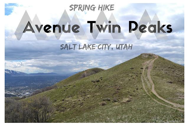 Hiking the Avenue Twin Peaks