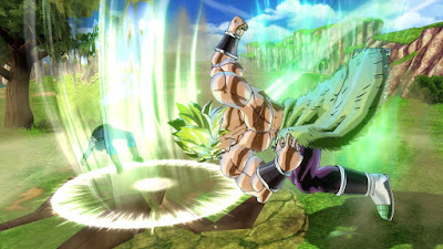 """El nuevo Broly llega a """"Dragon Ball Xenoverse 2""""."""