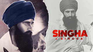 Presenting Singha lyrics penned by Singga & music given to this song is by Young Army. Latest punjabi song Singha is sung by Singga