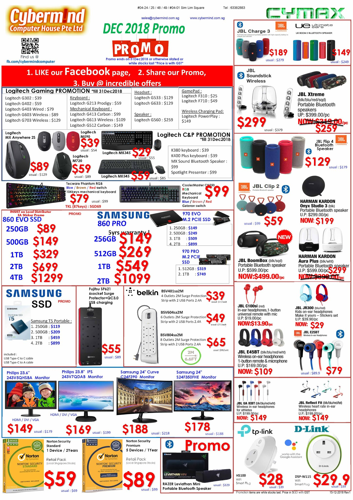 Sg Pc Fair Online Brochures Flyers And Price List