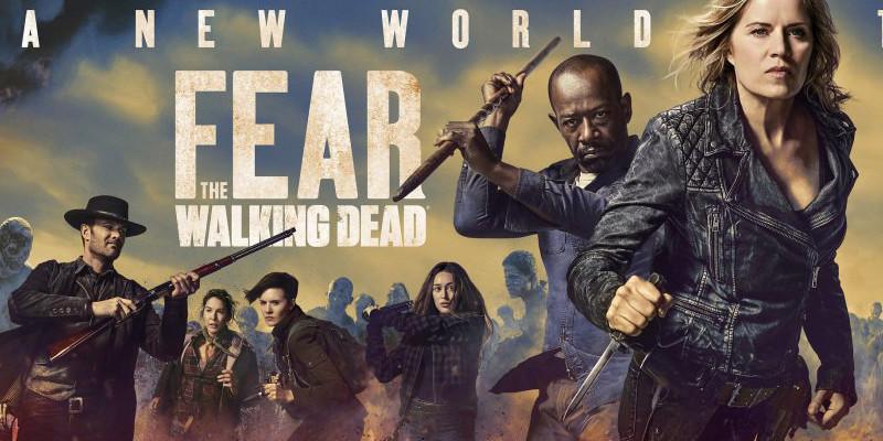 Fangs For The Fantasy: Fear the Walking Dead, Season 4
