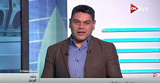 برنامج حلقة الوصل حلقة يوم الجمعة 12-1-2018 معتز عبد الفتاح