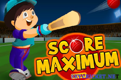 Play Score Maximum Cricket Game