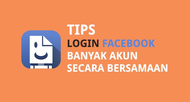 Cara Login dengan Banyak Akun Facebook dan Instagram di iOS [iPhone dan iPad]