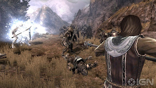 The Lord of the Rings: War in the North (X-BOX360) 2011