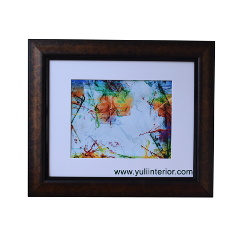 Large Abstract Watercolor Wall Frames available in Nigeria