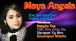 Maya Angela Mp3
