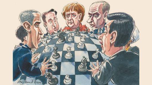 Pourquoi aux échecs la Dame est plus forte que le Roi ?