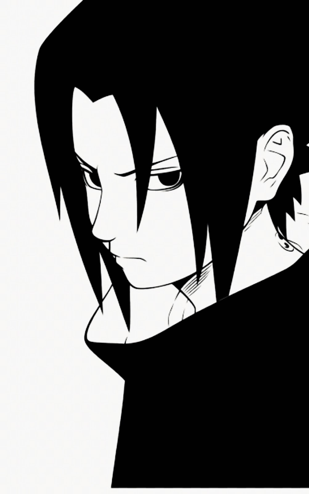 22. Download wallpaper uchiha sasuke vektor untuk android dan whatsApp chat