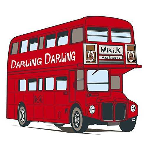 [MUSIC] Miki.K – Darling Darling (2015.01.28/MP3/RAR)