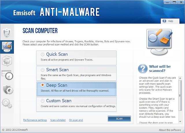تحميل برنامج Emsisoft Anti-Malware 8.1.0.4 للحماية من البرامج الضارة وبرامج التجسس
