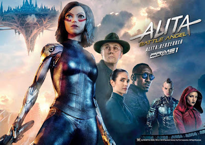 Alita: Battle Angel (2019) - index of latest TV series | web series