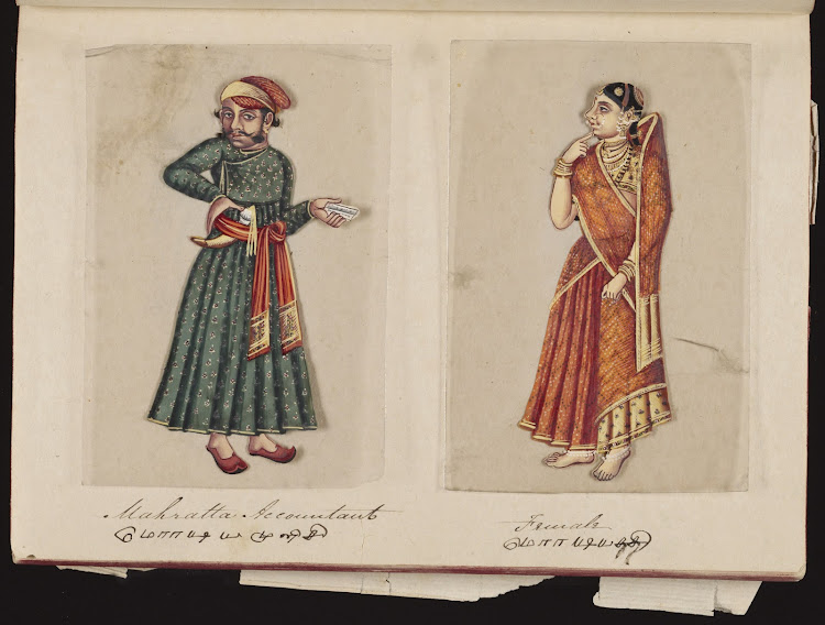 Maharatta Accountant and Female
