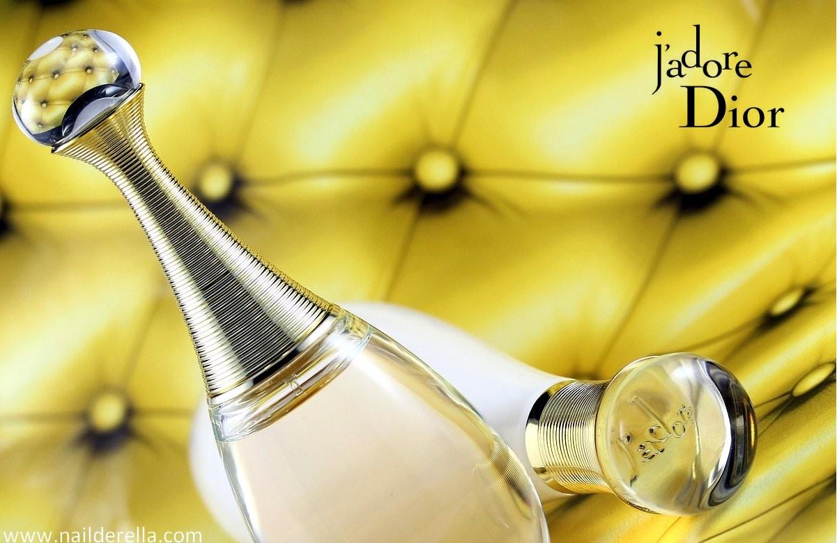 Dior Jadore Nailderella