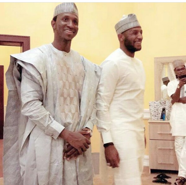 Stunning photos of late President Umaru Musa Yar