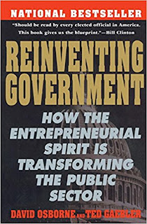 David Osborne & Ted Gaebler - Reinventing Government